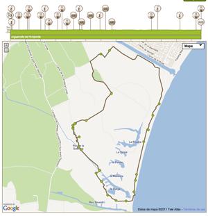 ruta aiguamolls de l'empordà