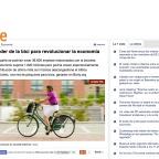 El reto del cicloturismo en España