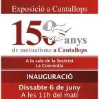 150 anys de mutualisme a Cantallops