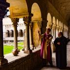 Croissants, monjos benedictins, mercats de vell i la Marilyn… Un matí a Sant Cugat dona per molt!
