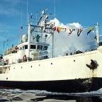 Cousteau, Alberto I y los océanos
